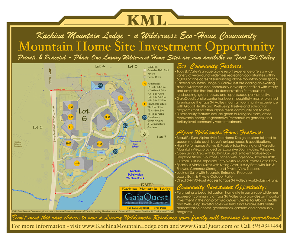 Investment Opportunities at Kachina Mountain Realty