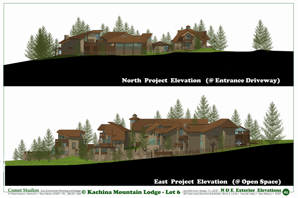 Kachina Mountain Lodge & Residences